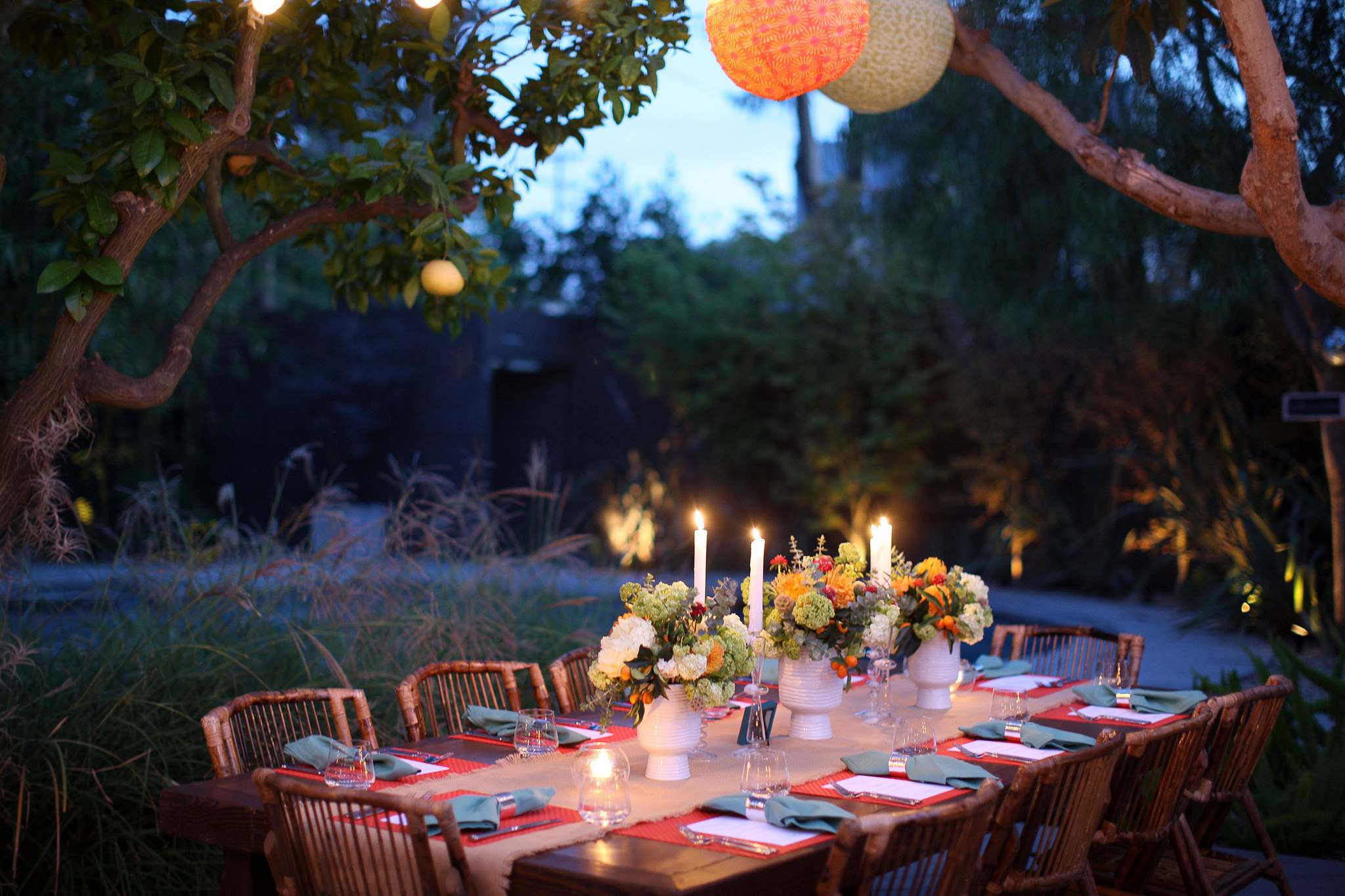 Outdoor Event Planning